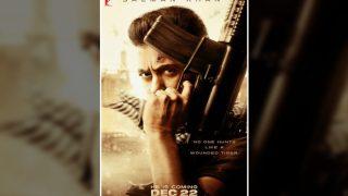 With Tiger Zinda Hai Poster Salman Khan Breaks His Own Rule!