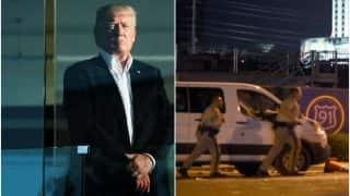 Donald Trump, Ted Cruz And Others Condemn Las Vegas Shooting: Reactions
