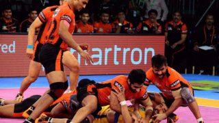 U Mumba vs Haryana Steelers, Tamil Thalaivas vs UP Yoddha, Live Streaming, Pro Kabaddi 2017: Watch Live telecast of U Mumba vs Haryana Steelers, Tamil Thalaivas vs UP Yoddha on Hotstar