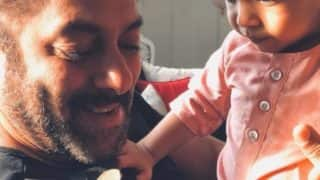 Salman Khan And Ahil's This Moment Needs To Be Framed ASAP