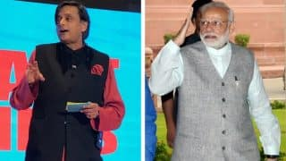 Upset With Praise For PM Modi, Congress to Seek Shashi Tharoor's Explanation