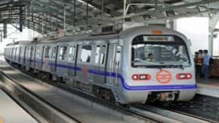 Delhi Metro Violet Line Services Disrupted For Half an Hour Due to Technical Glitch