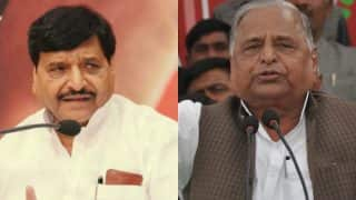 Names of Mulayam, Shivpal Missing From Samajwadi Party National Executive List