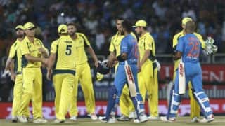 Statistical Highlights of India vs Australia 1st T20I