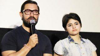 After Shah Rukh Khan, Aamir Khan To Promote Secret Superstar During India v/s Australia match?