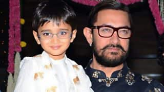 Aamir Khan's Son Azad Tagged Along With Him To Work And The Reason Will Melt Your Heart