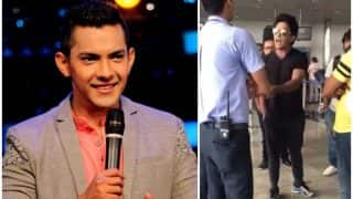 Aditya Narayan Loses His Cool, Abuses And Threatens To Strip The Airline Staff - Watch Video
