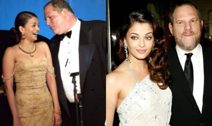 Image result for Weinstein with aishwarya