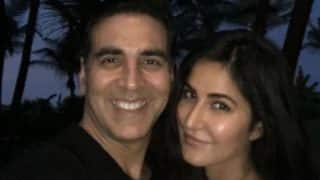 This Picture Of Akshay Kumar And Katrina Kaif Is Filled With Happiness – Check It Out
