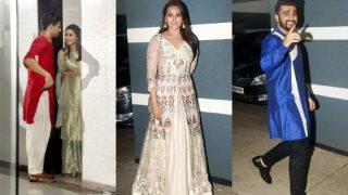 Alia Bhatt And Sidharth Malhotra Reunite, Ex Lovers Sonakshi Sinha And Arjun Kapoor Party Under One Roof- View Pics