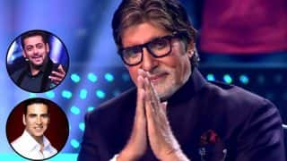 Amitabh Bachchan's Kaun Banega Crorepati 9 Beats Salman Khan's Bigg Boss 11 And Akshay Kumar's The Great Indian Laughter Challenge-Here's How