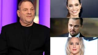 Harvey Weinstein Sexual Harassment Case: Angelina Jolie, Jennifer Lawrence, Leonardo Di Caprio Among Others Speak Up Against The Famed Hollywood Producer