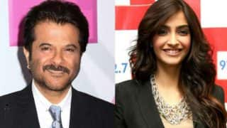 Anil Kapoor And Sonam Kapoor To Star In Vidhu Vinod Chopra's Ek Ladki Ko Dekha To Aisa Laga?