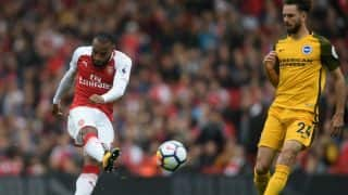 Premier League: Arsenal Cruise to Comfortable 2-0 Victory Over Brighton