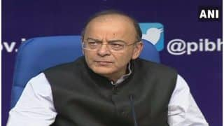 Scrapping of Rs 1000 and Rs 500 Notes Led to Multiple Benefits: Arun Jaitley
