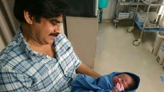 Powerstar Pawan Kalyan And Anna Lezhneva Blessed With A Baby Boy - View Pic