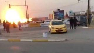 इराक में हथियारों के डिपो में विस्फोट, 16 लोगों की मौत