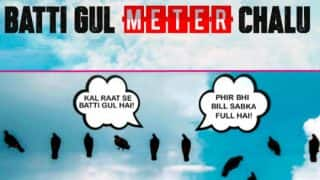 Batti Gul Meter Chalu First Look OUT: Shahid Kapoor's Social Drama Set To Reveal The Mystery Behind Increasing Light Bills