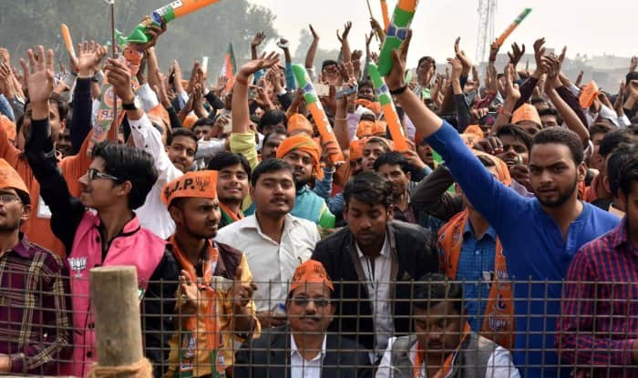 BJP wins pakke-Kesang, Likabali seats, Khandu Congratulates People