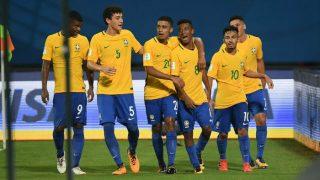 FIFA Under-17 World Cup 2017: Brazil Hammer Honduras 3-0 to Set up Quarterfinal Clash Against Germany