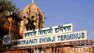 Mumbai: Central Railway Gets Rs 10 Crore For Conservation of Chhatrapati Shivaji Maharaj Terminus