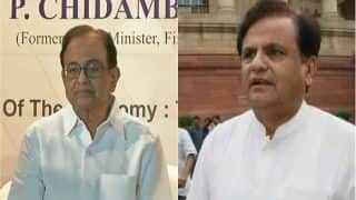 ISIS Suspect Row: Ahmed Patel Was a Trustee of Hospital, he Resigned in 2015, Says P Chidambaram