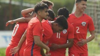 FIFA U-17 World Cup 2017: Chile Take Bizarre Urine Test to Tackle Kolkata Heat