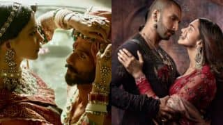5 Similarities Between Deepika Padukone - Ranveer Singh's Padmavati and Bajirao Mastani That Cannot Be Missed