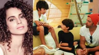 Hrithik Roshan On Kangana Ranaut Controversy: Had To Ask Children If They Were Getting Teased In School