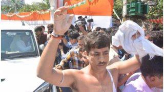 बिहार कांग्रेस मुख्यालय में लगे मोदी जिंदाबाद के नारे, चले लात-घूंसे