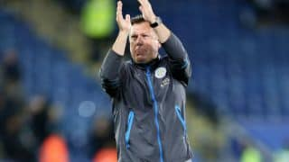 Craig Shakespeare Sacked as Leicester City Manager After Dismal Premier League Start