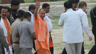 Yogi Adityanath Government Moves to Drop Hate Speech Cases Against Sadhvi Prachi, Sangeet Som, Sanjeev Balyan, Other BJP Leaders