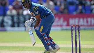 Sri Lanka Opener Danushka Gunathilaka Suspended For Six International Matches Following Latest Code Violation