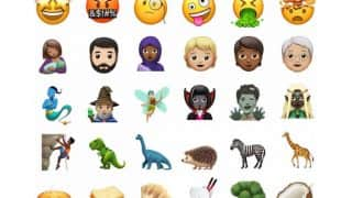 Apple iPhone All Set To Get 69 New Emoji By November