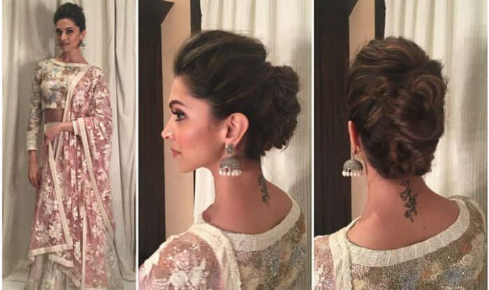 Karwa Chauth 2017 Hairstyle Tips 5 Different Types Of Bun Hairstyle