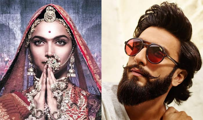 Ranveer Singh Padmavati movie look as miscreant revealed