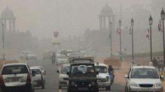 पटाखा बिक्री पर रोक के बावजूद दिल्ली में बढ़ा प्रदूषण, दिवाली बाद और अधिक बढ़ने की आशंका