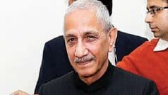 आईबी के पूर्व प्रमुख दिनेश्वर शर्मा को कश्मीर में वार्ताकार बनाने पर कांग्रेस ने उठाए सवाल