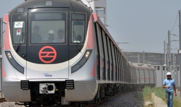 इस वक्त दिल्ली मेट्रो का किराया बहस का विषय बना हुआ है. फोटो क्रेडिट: twitter