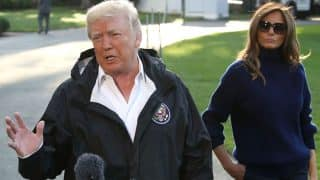 Donald Trump Visits Hurricane-Hit Puerto Rico Garners, Faces Criticism For Insensitive Comments