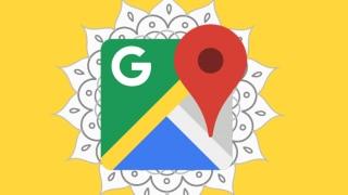 Simple Rangoli Designs for Diwali: Google Maps is Ready with Deepavali Rangolis in Four Easy Steps