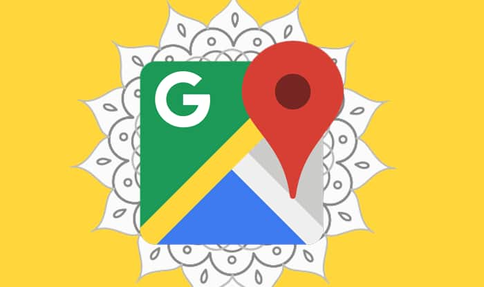 Simple Rangoli Designs For Diwali Google Maps Is Ready With Deepavali Rangolis In Four Easy Steps India Com