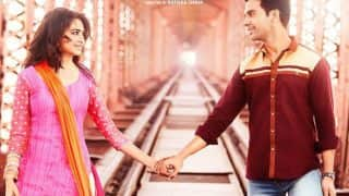 Shaadi Mein Zaroor Aana First Poster: Rajkummar Rao -Kriti Kharbanda's Desi Love Story Will Make You Curious About Their Wedding!
