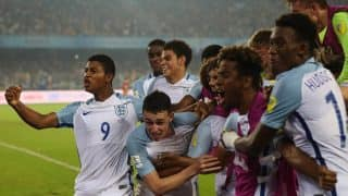 FIFA U-17 World Cup 2017: England Beat Spain 5-2 in Final in Kolkata