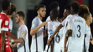 FIFA U-17 World Cup: Rhian Brewster Nets Hat-trick as England Thrash US to Enter Semis