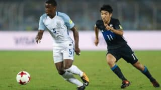 FIFA U-17 World Cup, 2017: England Edge Japan 5-3 in Penalties to Enter Quarters