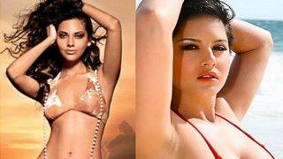 Esha Gupta To Replace Sunny Leone As The Face Of A Condom Brand?