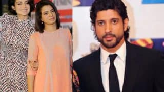 Rangoli Chandel Slams Farhan Akhtar's Open Letter On The Hrithik Roshan - Kangana Ranaut Controversy - Check Tweets