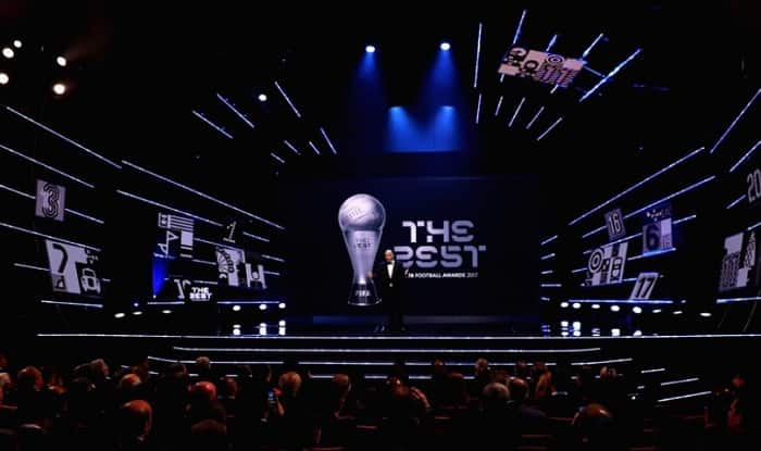 the best fifa football awards 2017 what the winners said
