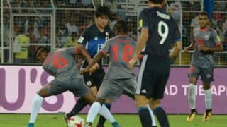 FIFA U-17 World Cup: Japan Progress to Next Round After 1-1 Draw Against New Caledonia